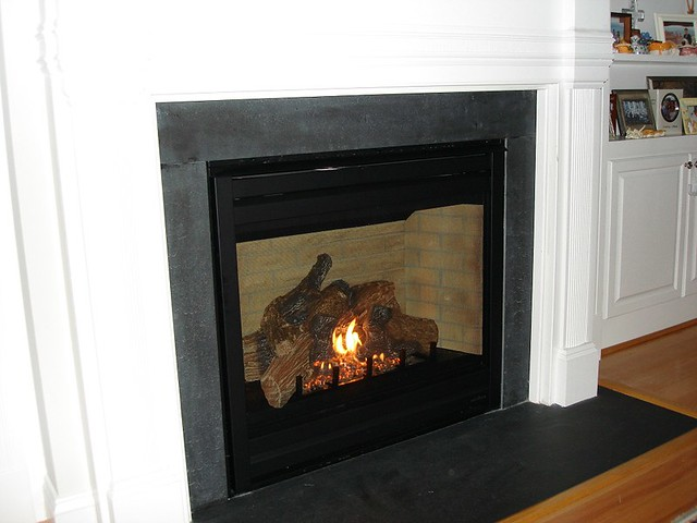 Heat Glo SL750 Gas Fireplace With Electronic Ignition