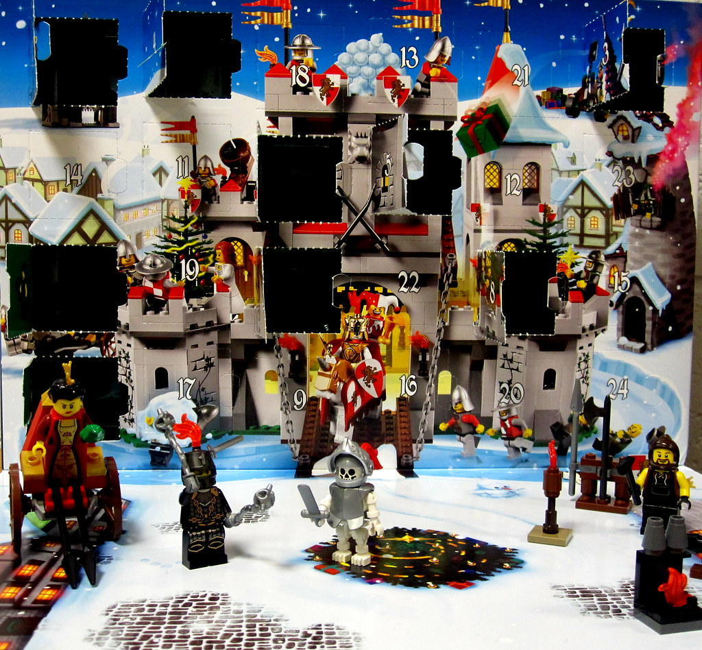 Lego Advent Calendar!