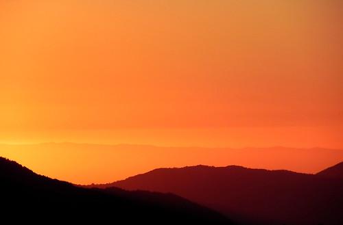 chile landscape atardecer andes gargantadeldiablo chilecentral regióndelbiobío