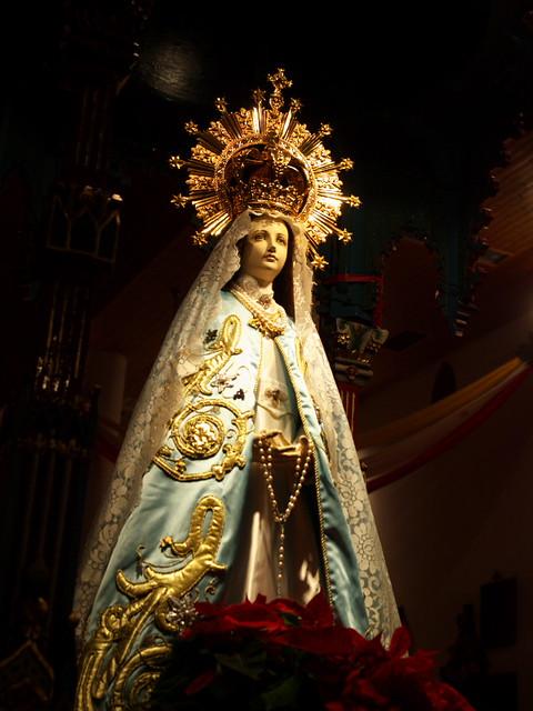 萬金天主堂 萬金聖母聖殿 聖母像 Flickr Photo Sharing