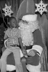 Tallahassee Mall Santa Claus with Vincent Nelson: Tallahassee, Florida