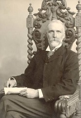 A photo of Sir William Macewen (1848-1924)