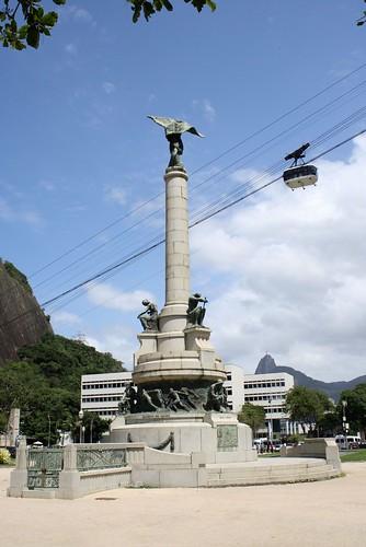Monumento aos Heróis de Laguna e Dourados, Rio de Janeiro