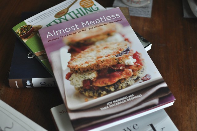 Almost Meatless