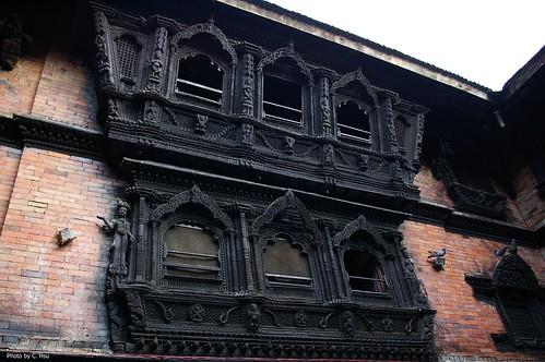 Kumari Bahal (Kathmandu) 活女神廟