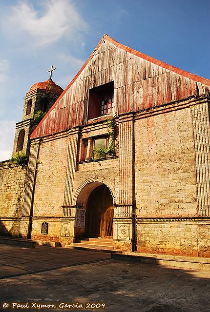Lazi Church and Convent