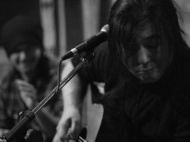 Live at FREE BarD, Koenji Tokyo, 26 Dec 2010
