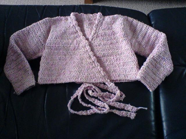 Knitting Pattern Childs Ballet Cardigan : Ballet Cardigan Pattern   Design Patterns