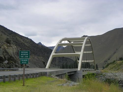 Salmon River Bridge