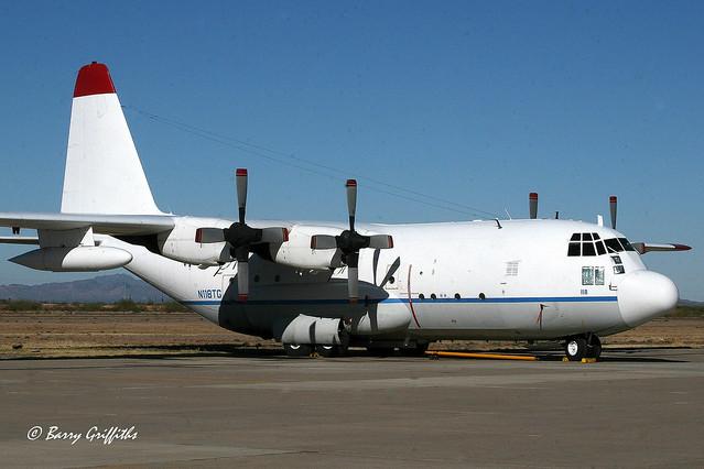 Lockheed C-130A N118TG | Flickr - Photo Sharing!