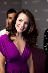 Kristin Davis at The Cosmopolitan Grand Opening and New Year's Eve Celebration