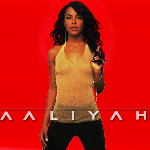 Aaliyah 2001 Album Cover Alternate Album Cover
