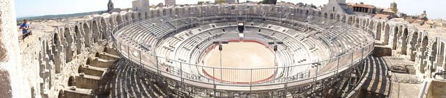 Arles - The Amphitheater
