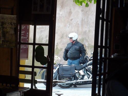 Harley-Davidson#Provence#Ramatuelle