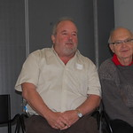 Al Alcorn and Donald Knuth