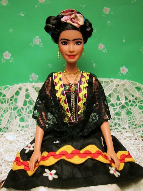 Frida Barbie Flickr Photo Sharing