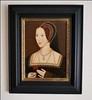 Anne Boleyn Framed art reproduction