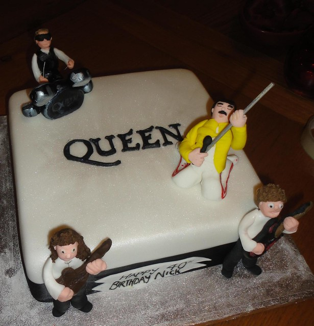Queen Cake  Flickr - Photo Sharing!