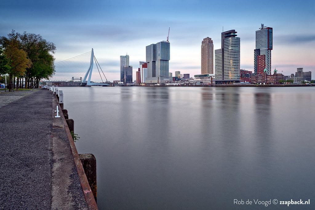 +60 seconds... De Rotterdam / Westerkade