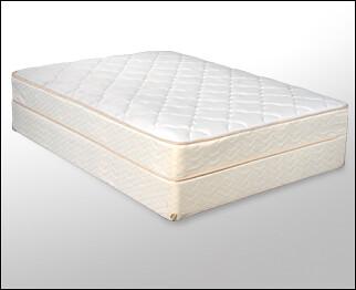 Full Size Sleepy's Direct Imperial Plush Mattress Box Sp