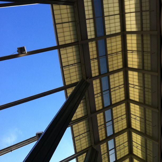 LACMA Roof