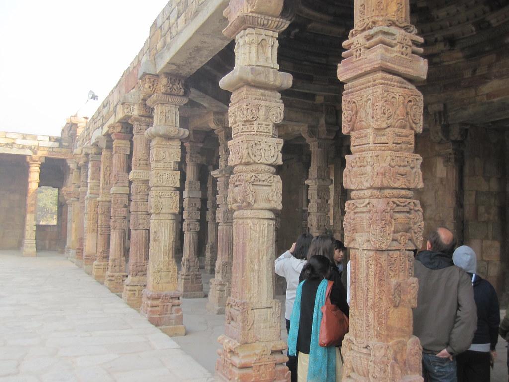 Cool Columns - Delhi