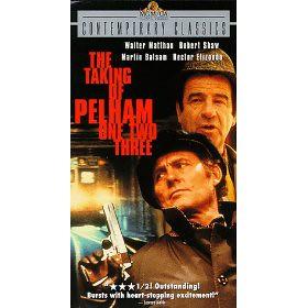 Teniendo de Pelham 1-two-3 [VHS] protagonizada por Walter Matthau, Robert Shaw, Martin Balsam, Hector Elizondo, Earl Hindman