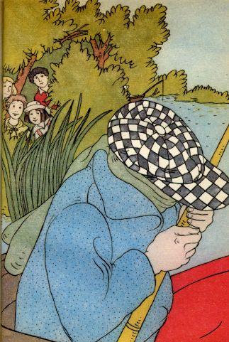 Le mystère du voleur invisible, by Enid BLYTON