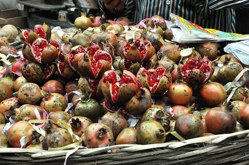 Pomegranates (Anar)