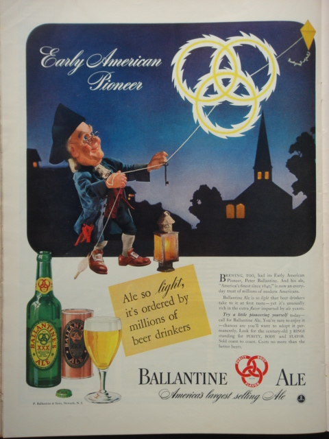 Ballantine-1941-Ben-Franklin