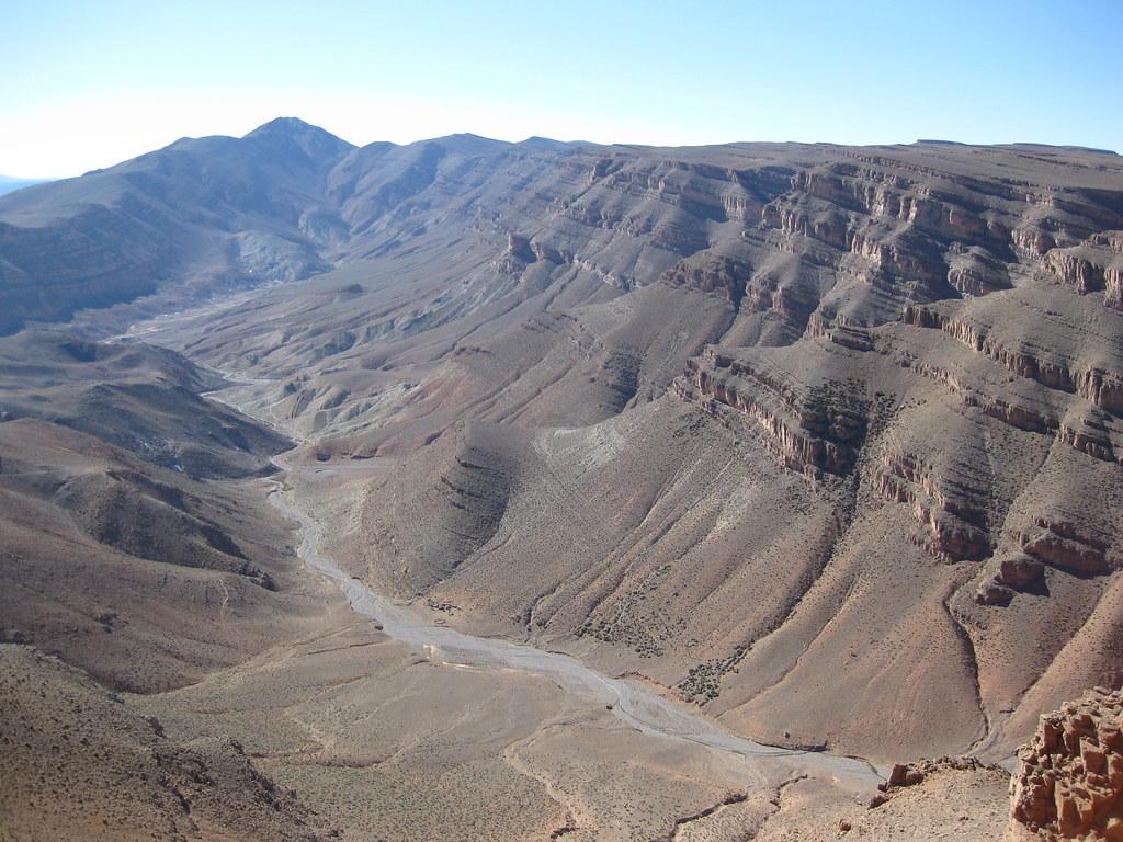 Valle de Ait Bouguemez. Fuente