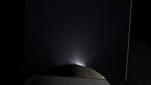 Enceladus geyser N00165274 bl  N00165273 red  N00165275 grn