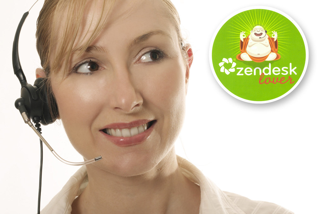 Zendesk Lover Stickers
