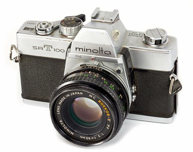 Minolta SRT-100