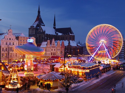 Rostock, Germany (by: Carston Pescht, creative commons)