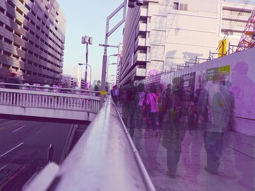 街はカオス - 無料写真検索fotoq