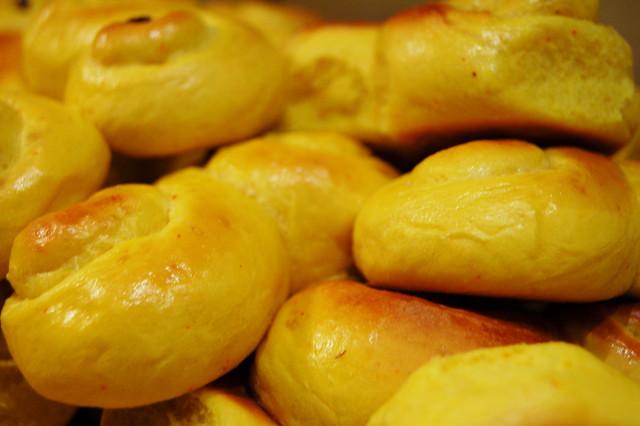 Swedish Saffron Buns a.k.a. Lussebullar