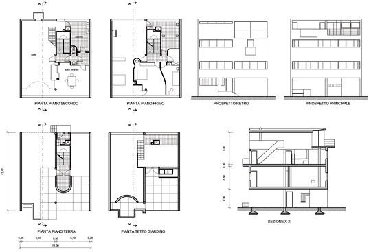 Plan Maison Cook Aisha Qaiser Flickr