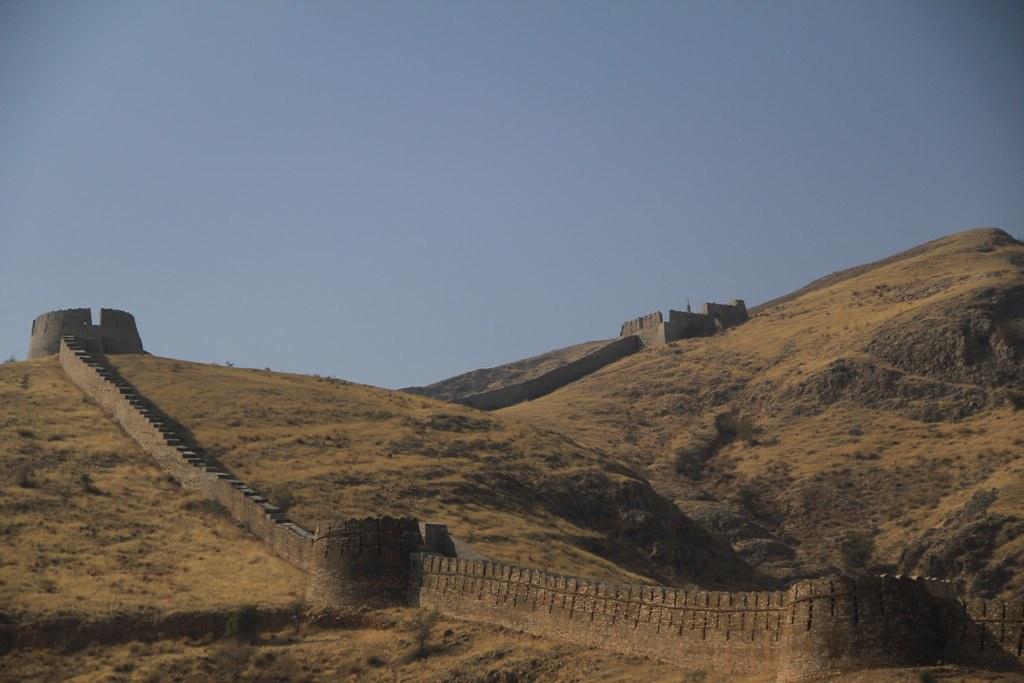 Ranikot Fort Pakistan Ranikot Fort