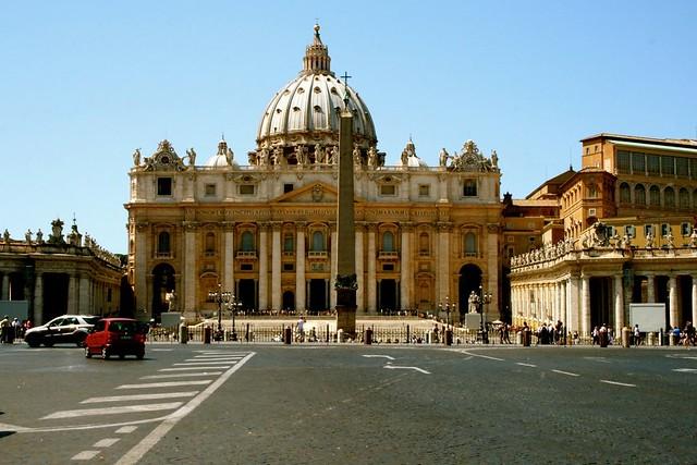 Architecture Religieuse Romaine Cit Du Vatican