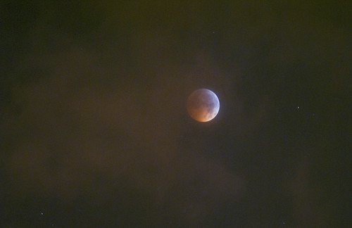 Winter Solstice/Lunar Eclipse 2010