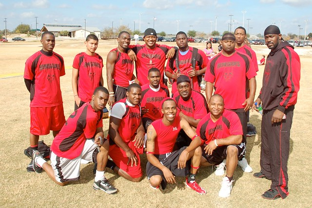 2010 - TAAF State 8Man, College Station