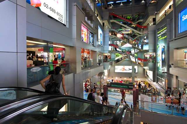 The Best Shopping Malls in Bangkok - a gallery on Flickr