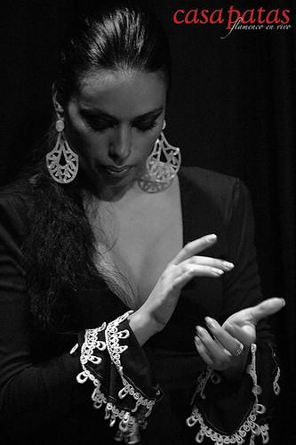Del 22 al 27 de agosto bel n l pez y david paniagua en casa patas el blog de casa patas - Casa patas flamenco ...