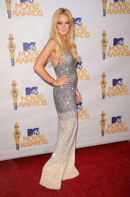 Lindsay Lohan sues video game makers (Source: AP)