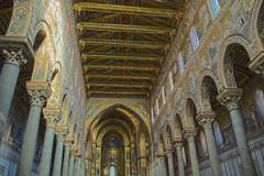 abbey, symmetry, building, cathedral, monastery, architecture, place of worship, vault, church,