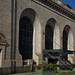 Small photo of Close-up of 16th Street station in Oakland.