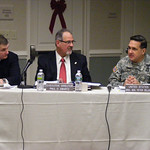 North Atlantic Division commander makes opening comments at meeting of the Susquehanna River Basin Commission