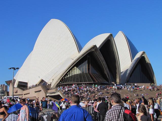 Sydney Opera Bar New Year