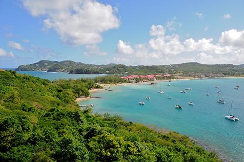 ocean trees sea beach water landscape islands view tropical caribbean dslr windward stlucia pigeonisland westindies lesserantilles nikond5000 caribbees